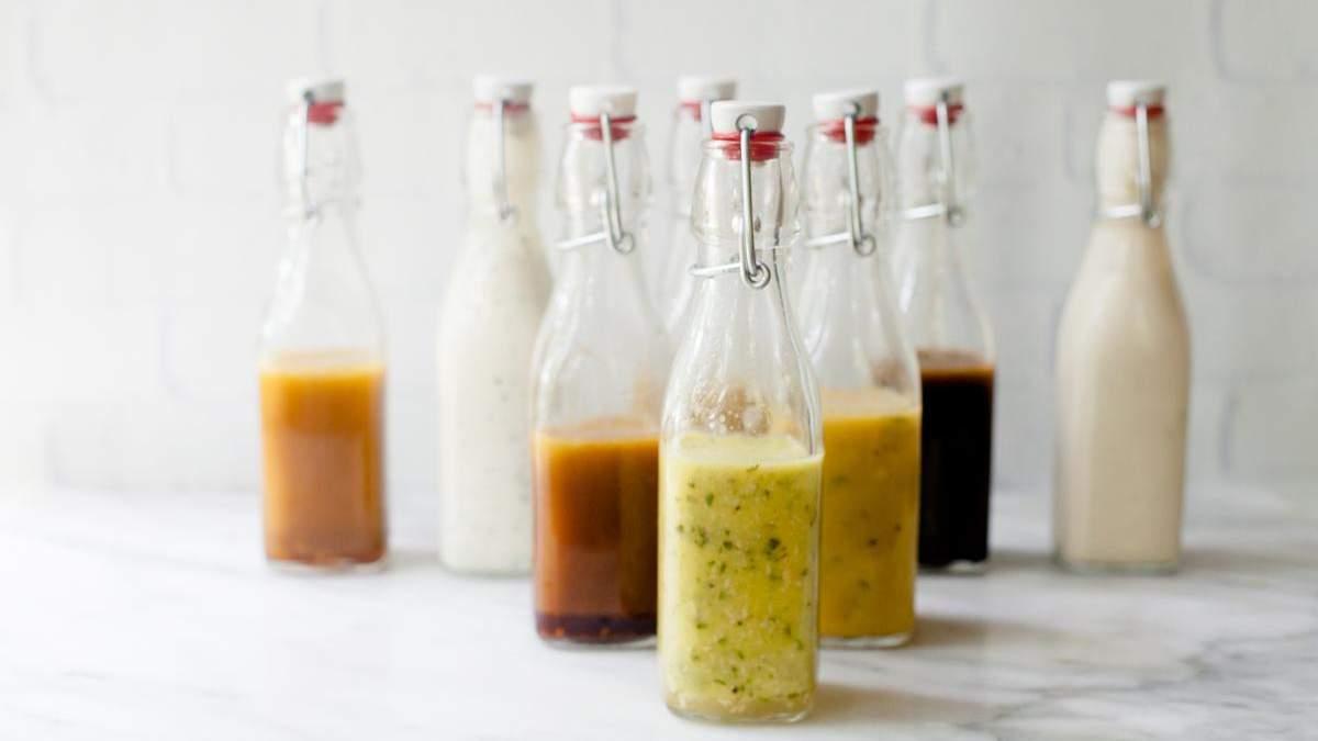Рецепти соусів, які замінять майонез
