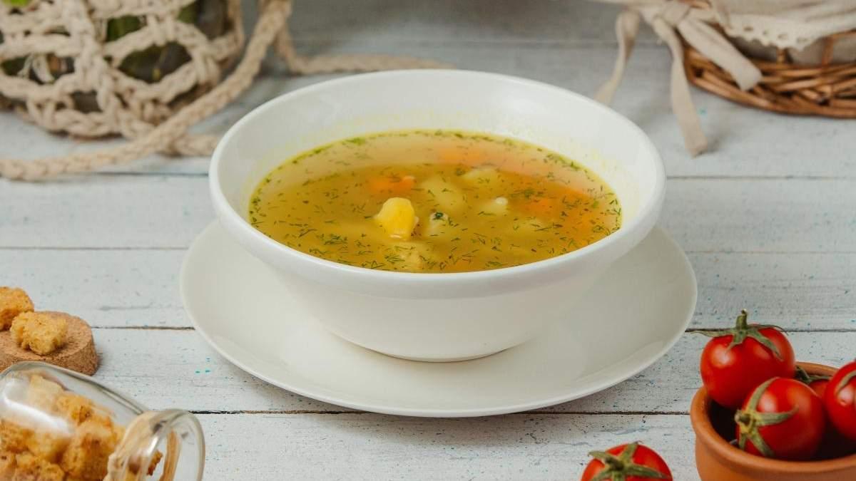 Овочеві супи для схуднення: рецепти