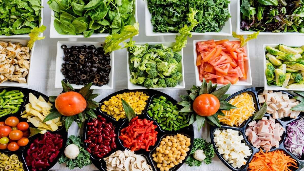 Здорове харчування – основа гарного самопочуття