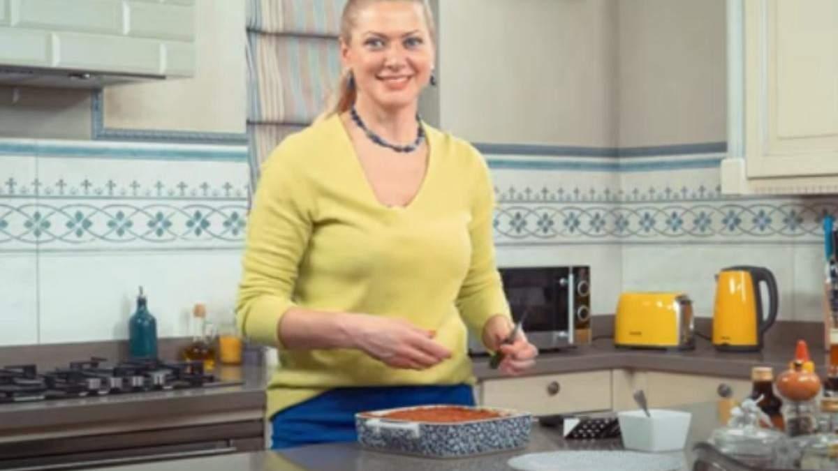 Ліниві голубці від Тані Литвинової: простий рецепт