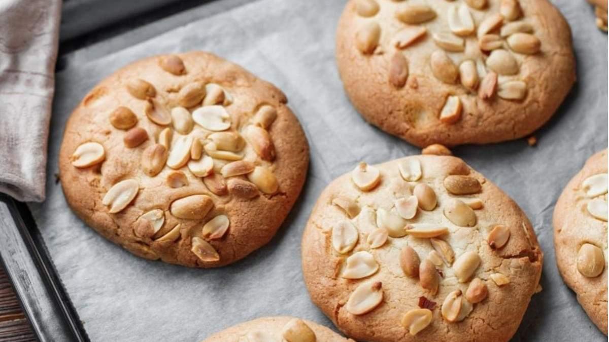 Печиво з арахісом: рецепт Євгена Клопотенка