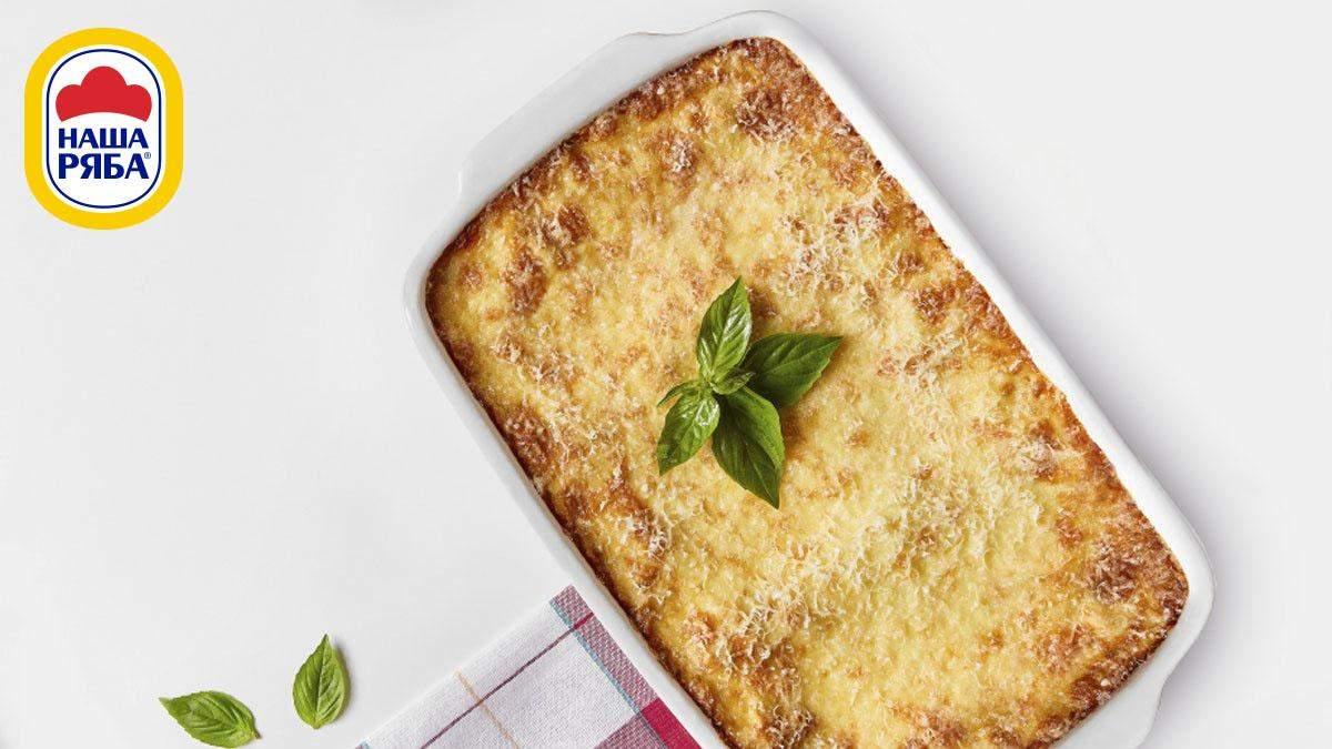 Куряча лазанья під соусом Помодоро: простий рецепт