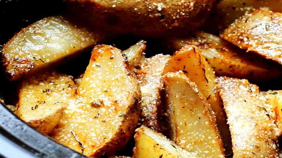 Рецепт картофеля по-деревенски придумала кухарка из Винницы
