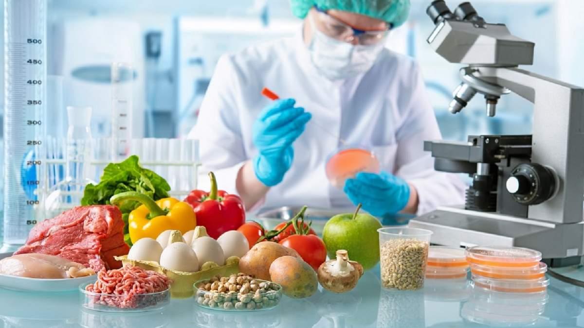 Применение антибиотиков в производстве продуктов питания