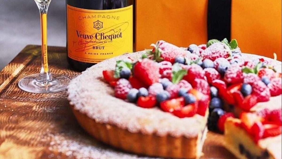 Смачний тарт із франжипаном та ягодами за рецептом шеф-кухаря Євгена Сушка
