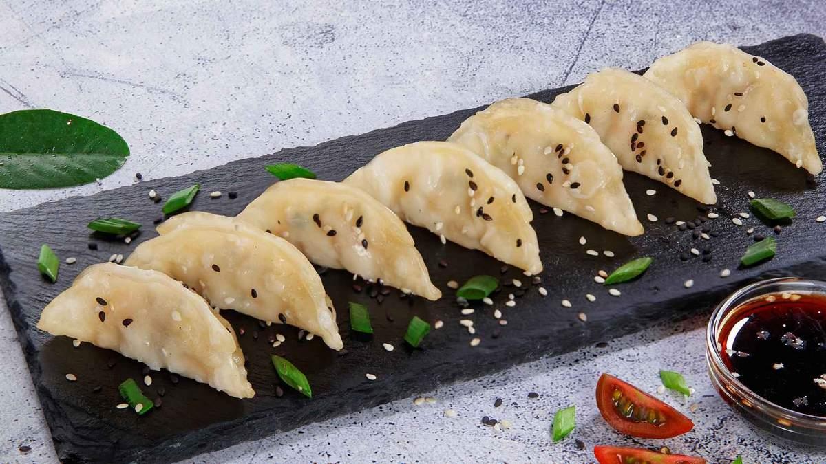 Ґьодзе зі свининою: рецепт тіста і начинки