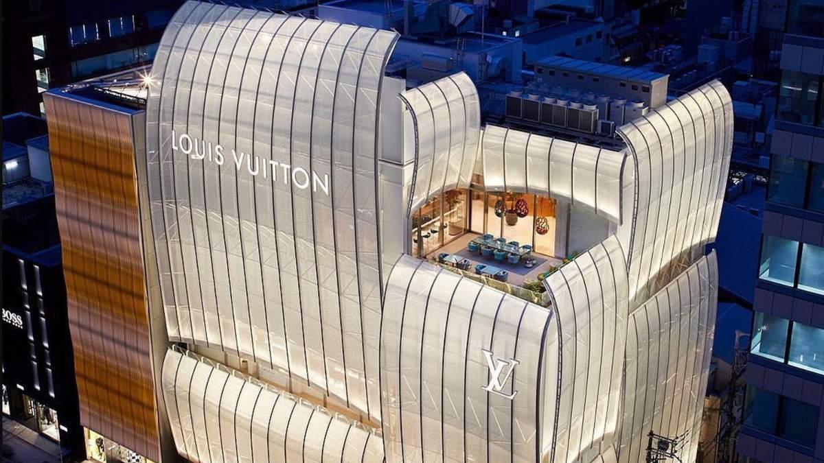 Луї Віттон відкрив свій перший у світі ресторан та кафе у Японії: неймовірний інтер'єр та кухня