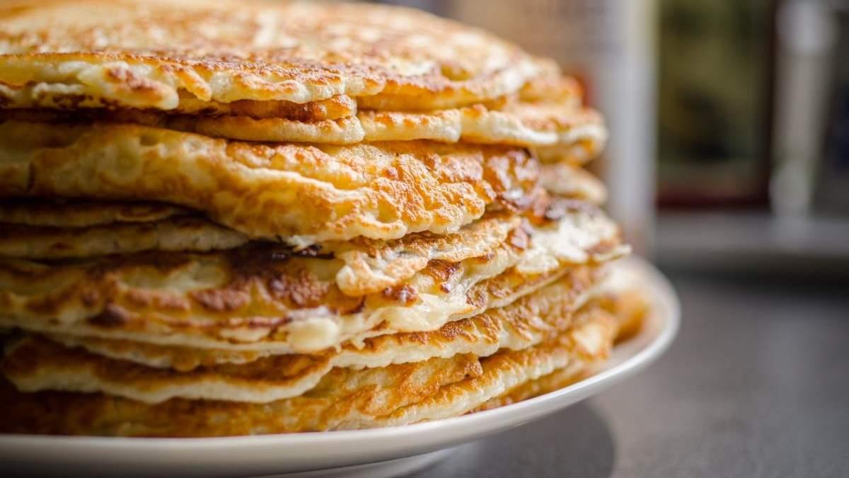 Ліниві млинці з куркою у духовці: рецепт Тані Литвинової