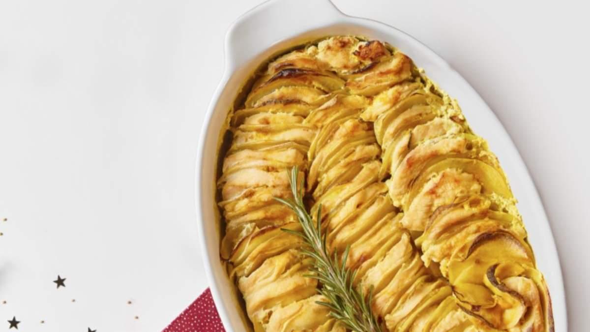 Як приготувати картоплю Буланжер з куркою: домашній рецепт