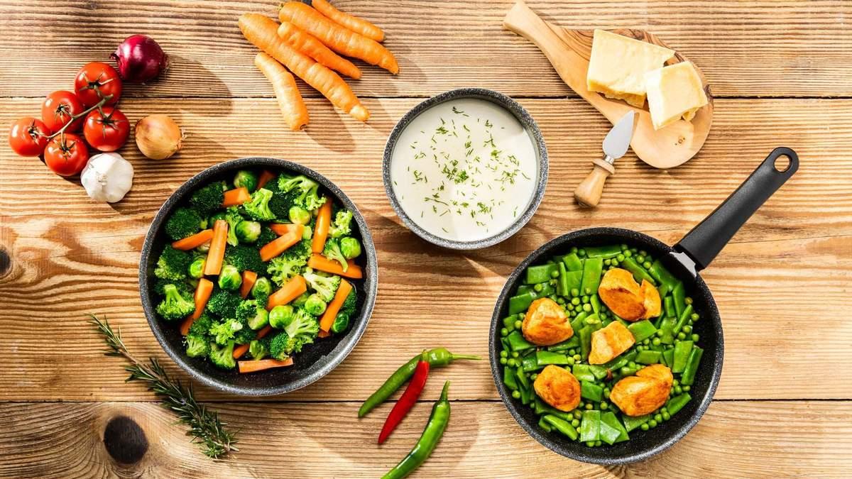 Здорове харчування - поради як змінити раціон весною - Новини Смачно