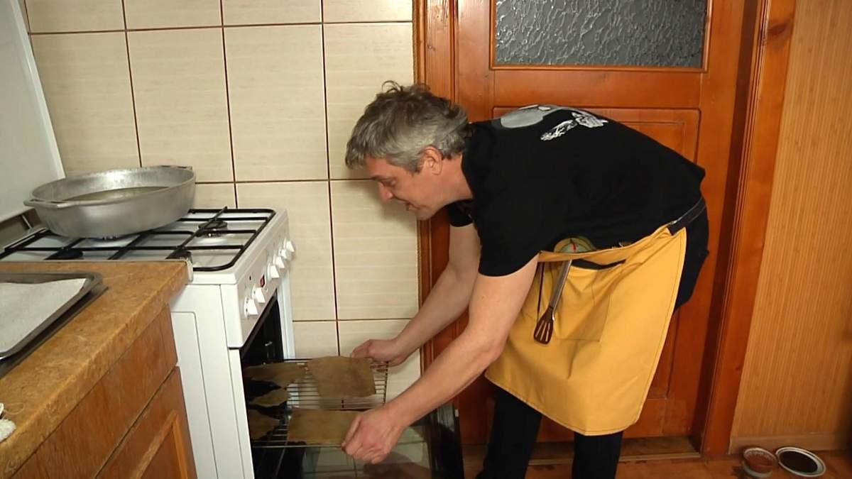 Иванофранковец готовится установить рекорд - самый большой шкварок