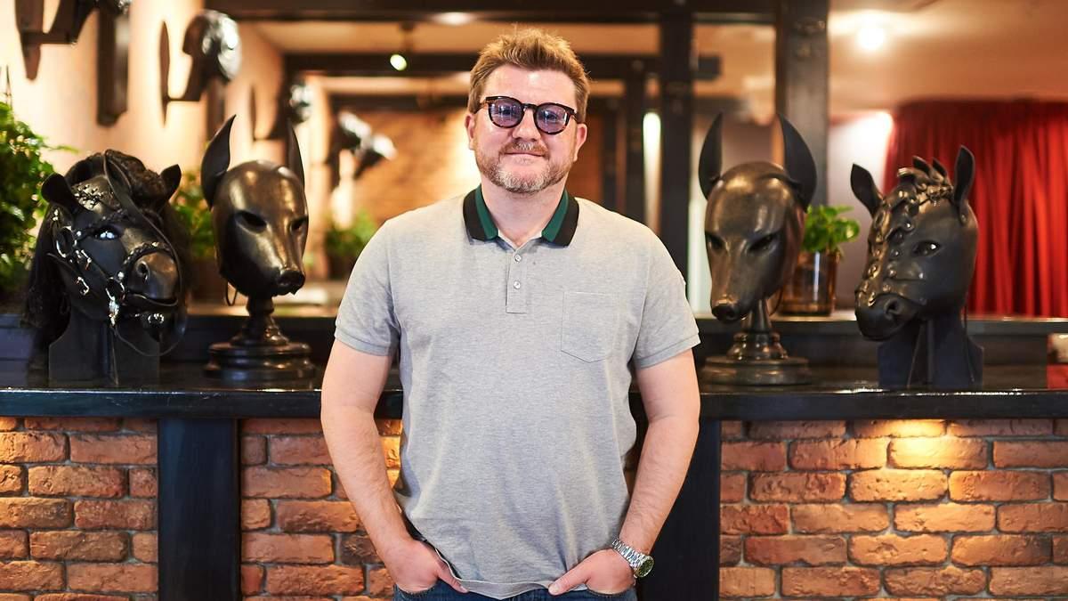 Ресторатор Дмитрий Борисов рассказал о трендах и концепциях украинских ресторанов в 2021 году