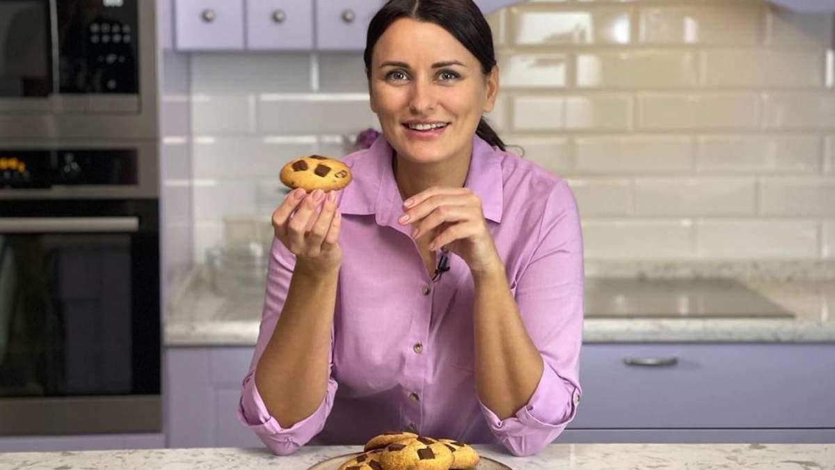Рецепт смачного печива кукіс від кондитерки Лізи Глінської: американський десерт