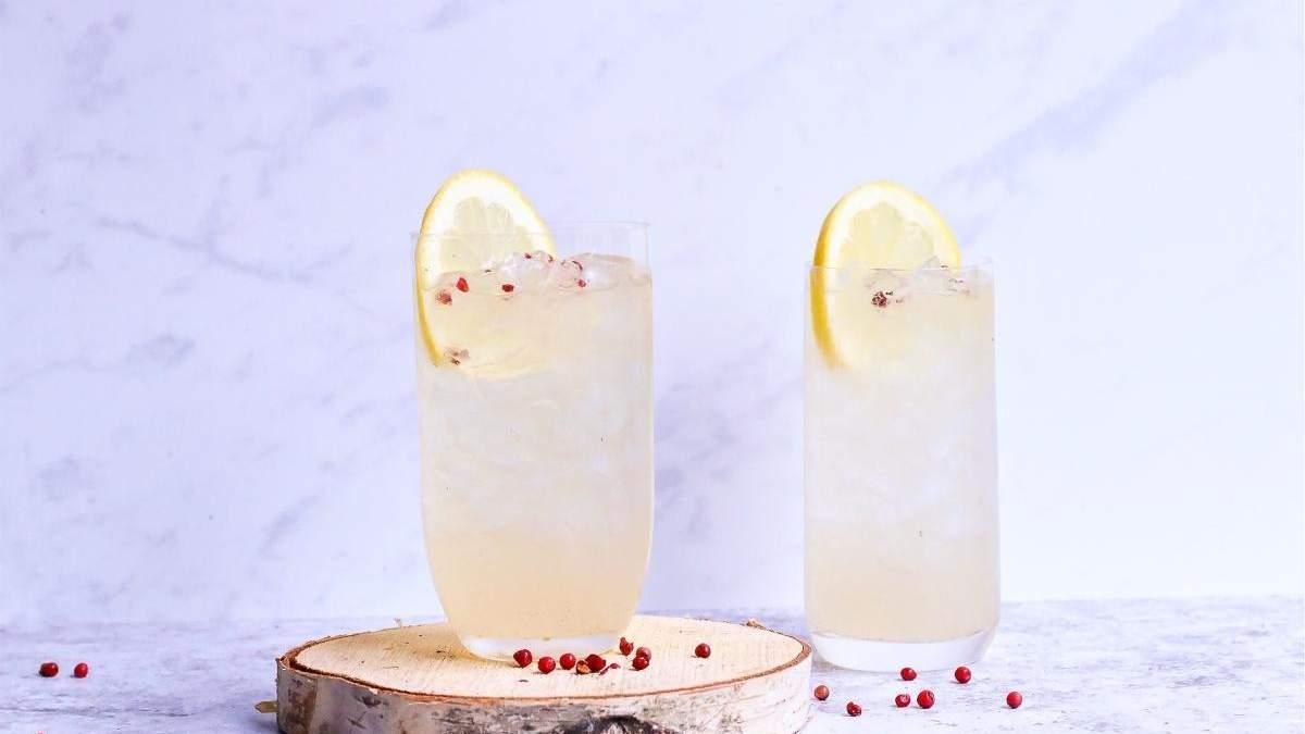 Лимонад з березового соку