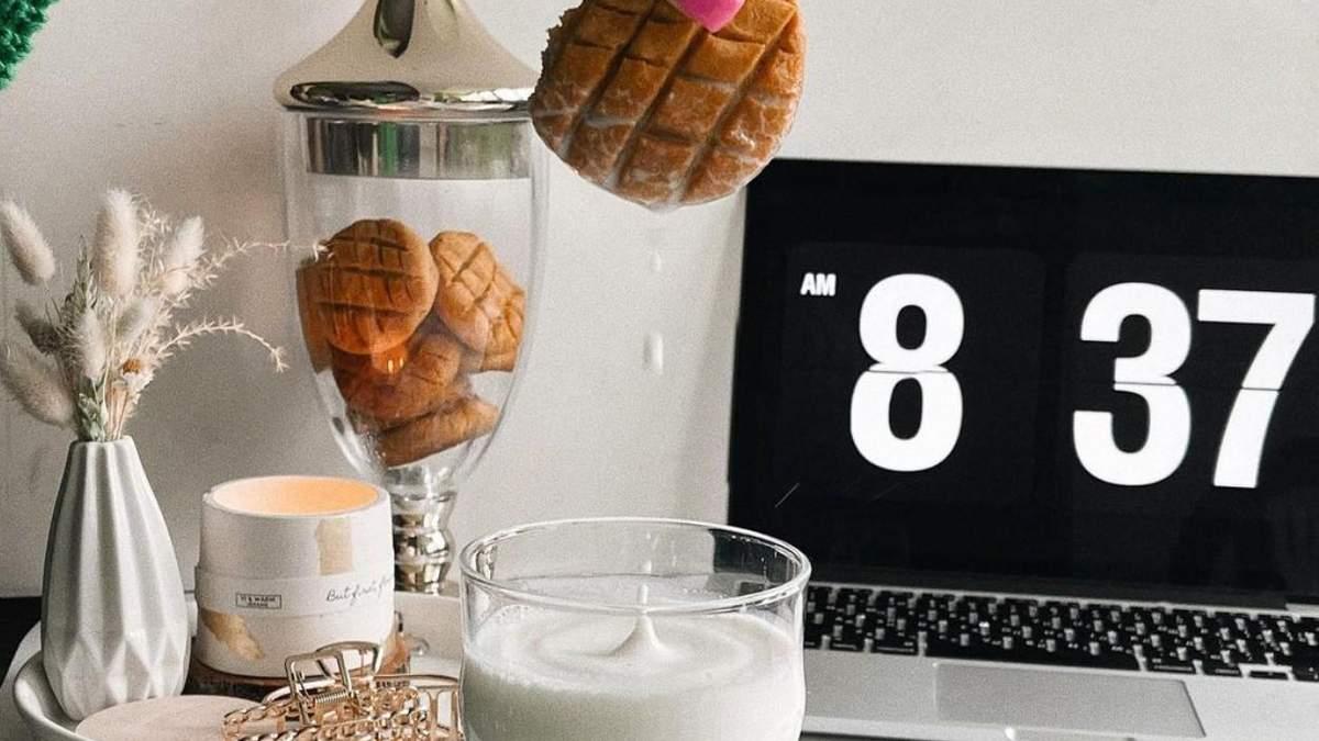 Рецепт низкокалорийного кукурузного печенья