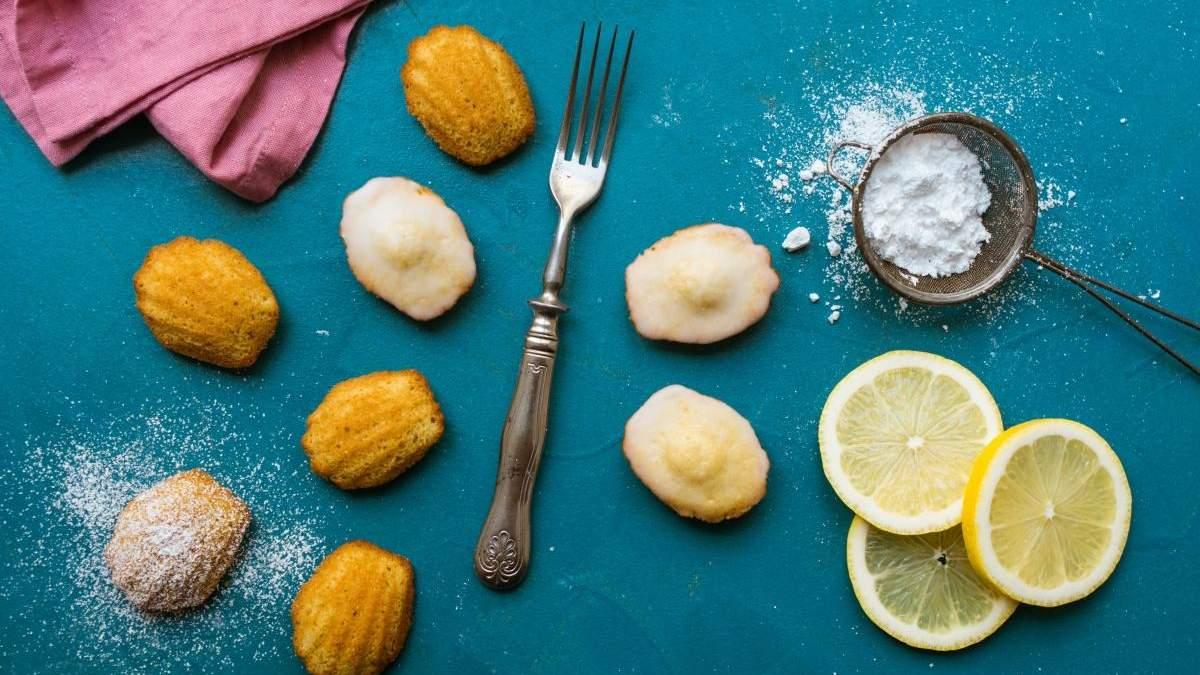 Як приготувати бісквітне французьке печиво Мадлен: домашній рецепт