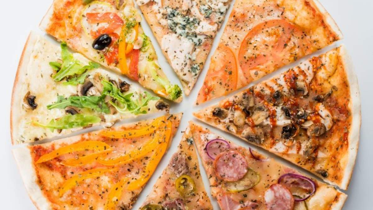 Три найпопулярніші начинки для піци: рецепти на будь-який смак