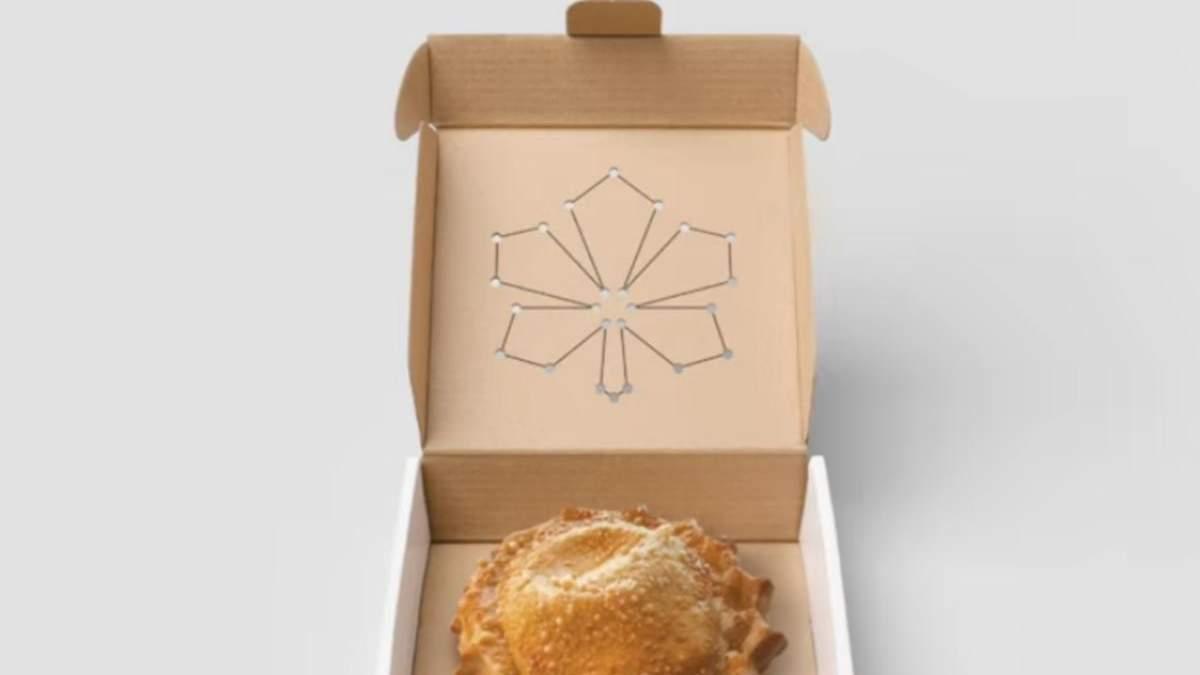 Kyiv Pie – для нового гастросимволу столиці презентували альтернативний логотип