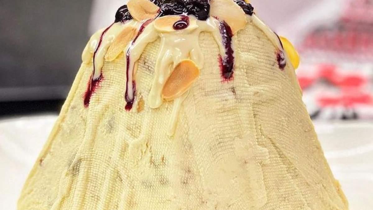Рецепт сирної паски від шеф-кухаря Володимира Ярославського