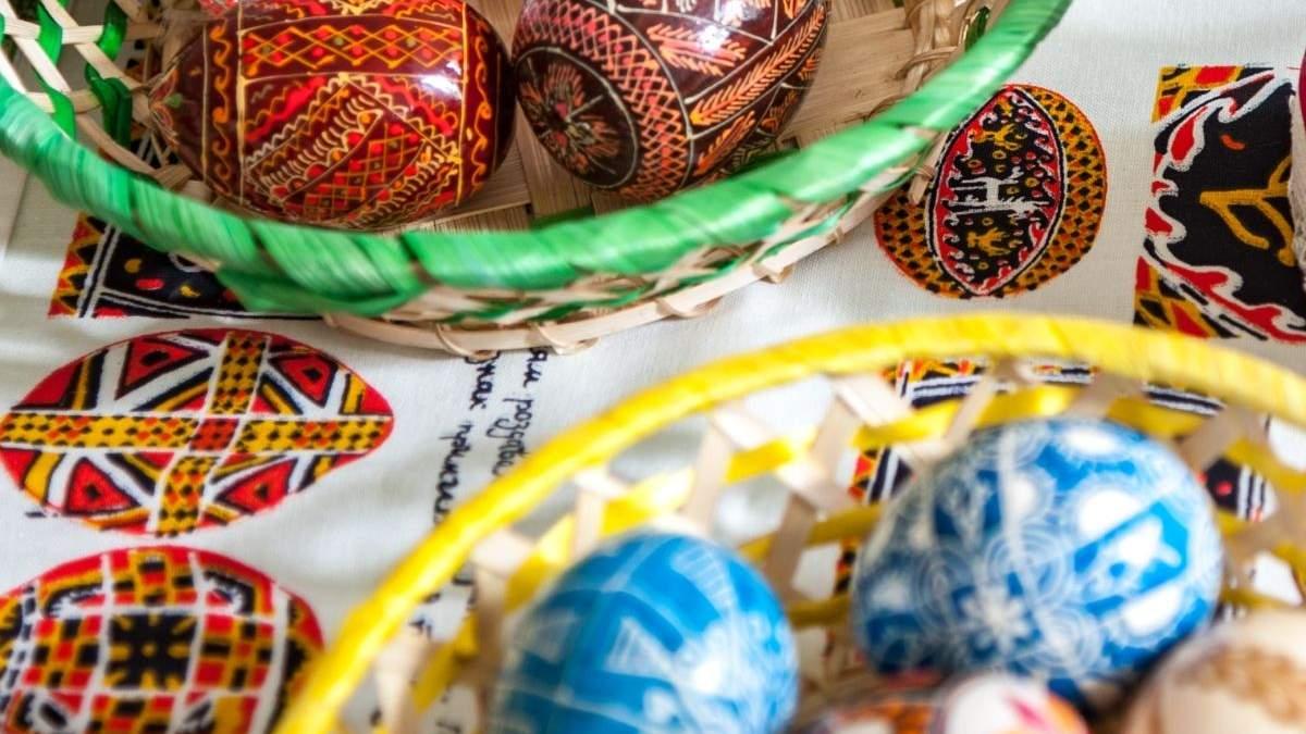 Великодні писанки: кольори, орнаменти, символіка та їх значення
