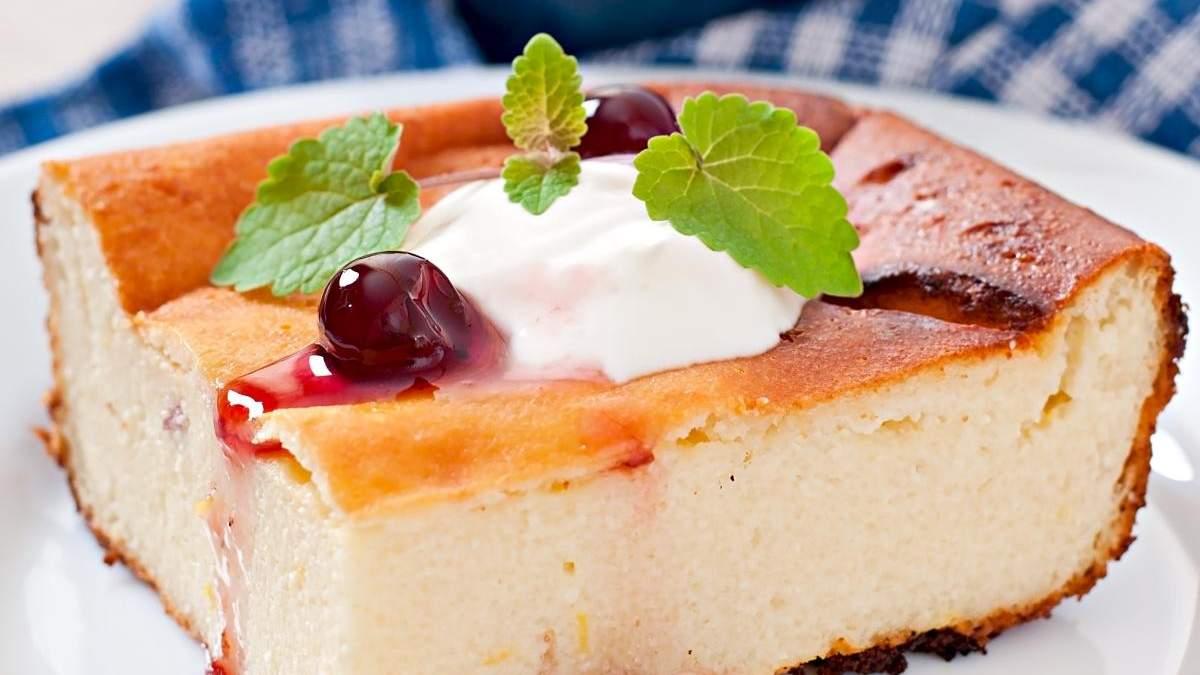 Львівські рецепти: сирник, палюшки, флячки, андрути, бігос