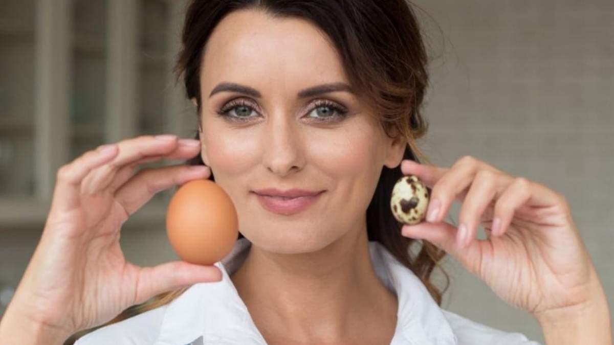 Ліза Глінська розповідає про використання яєць у випічці