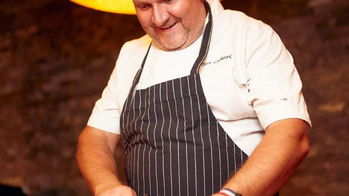 Євген Грибеник про обов'язки шеф-кухаря