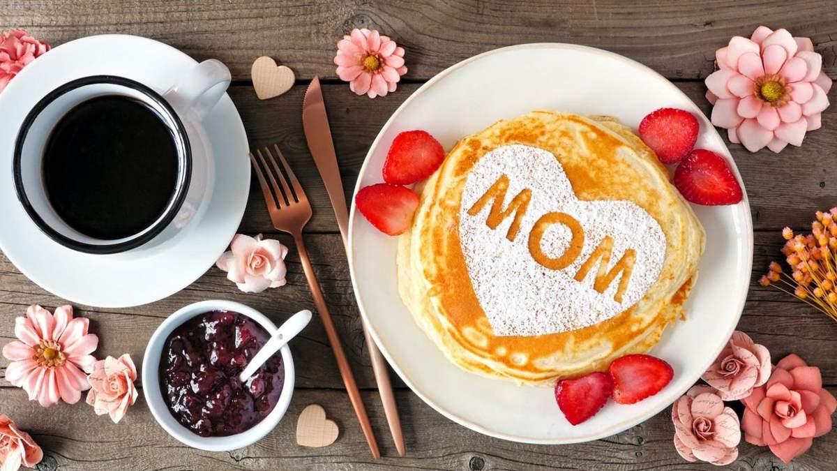 Блюда ко Дню матери: подборка рецептов
