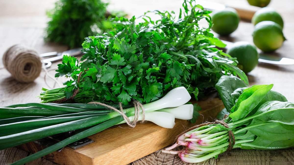 Сезонні продукти травня: чим краще харчуватися весною 2021