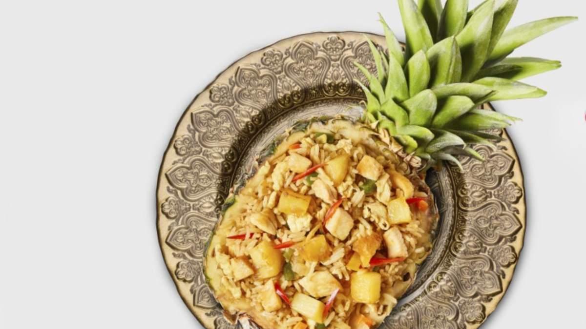 Как приготовить тайский рис в домашних условиях рецепт