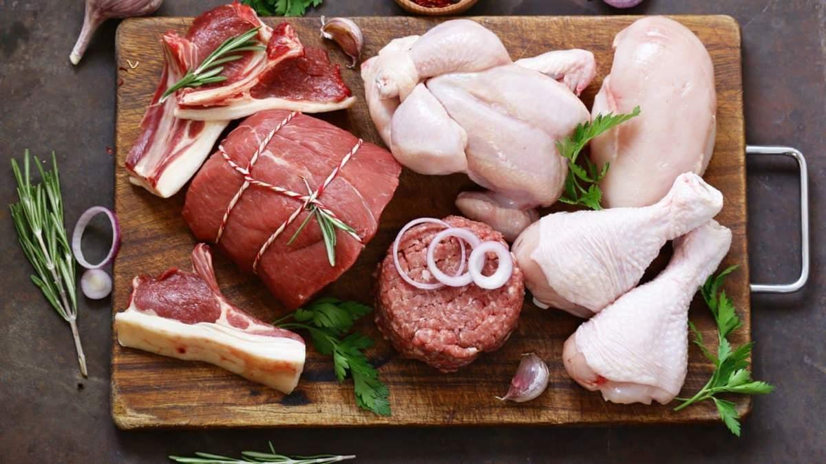 Як курятина потіснила зі столу українців решту видів м'яса