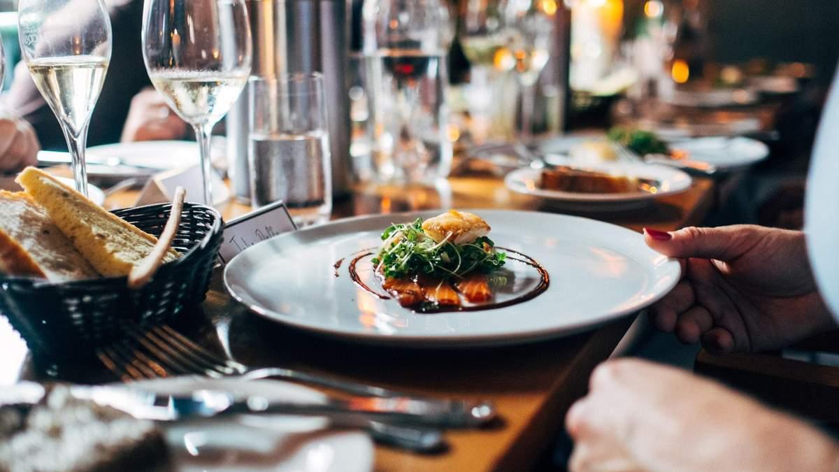 Доступні ресторани з зірками Michelin: перелік