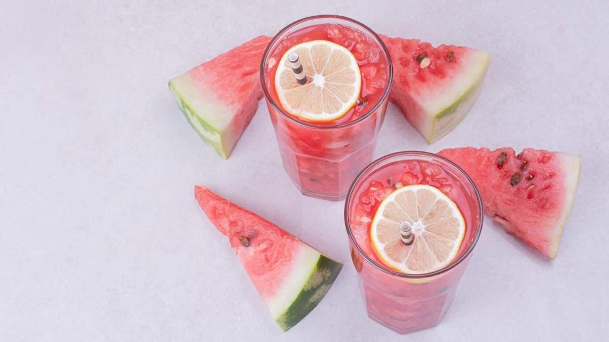 Коктейли из арбуза: три рецепта холодного летней напитка