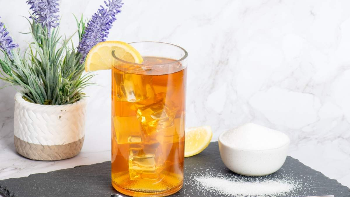 Холодный чай: три простых рецепта