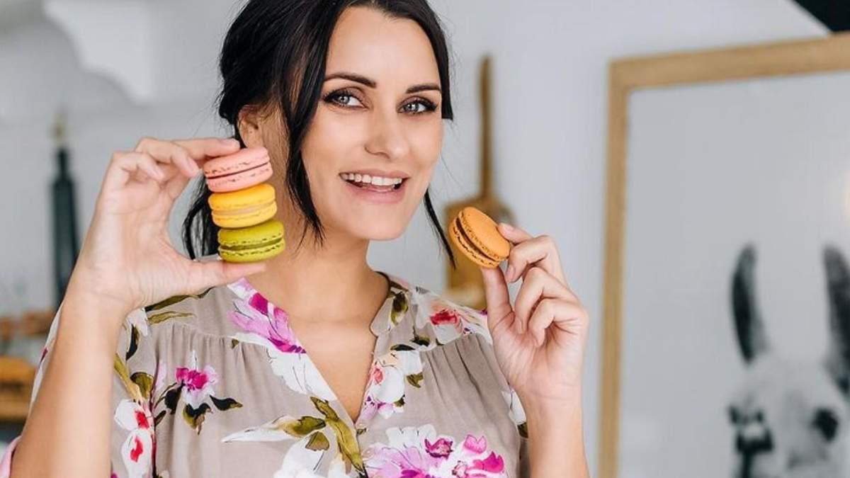 Ліза Глінська про помилки у приготуванні десерту макарон