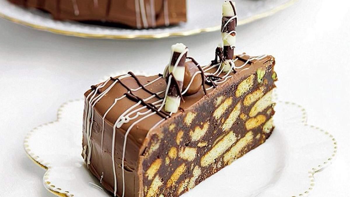 Рецепт шоколадного торта з весілля Кейт Міддлтон та принца Вільяма