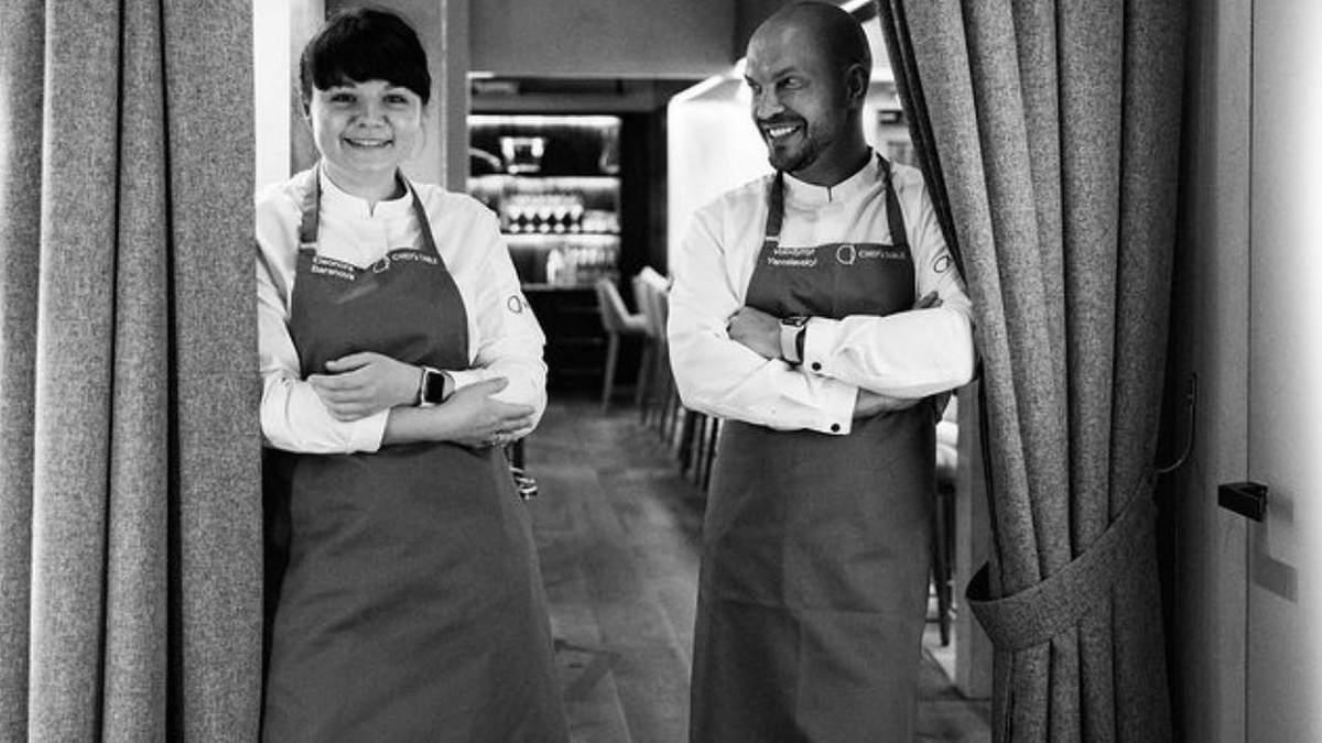 Ресторан Chef's Table Ярославского претендует на звезду Мишлен