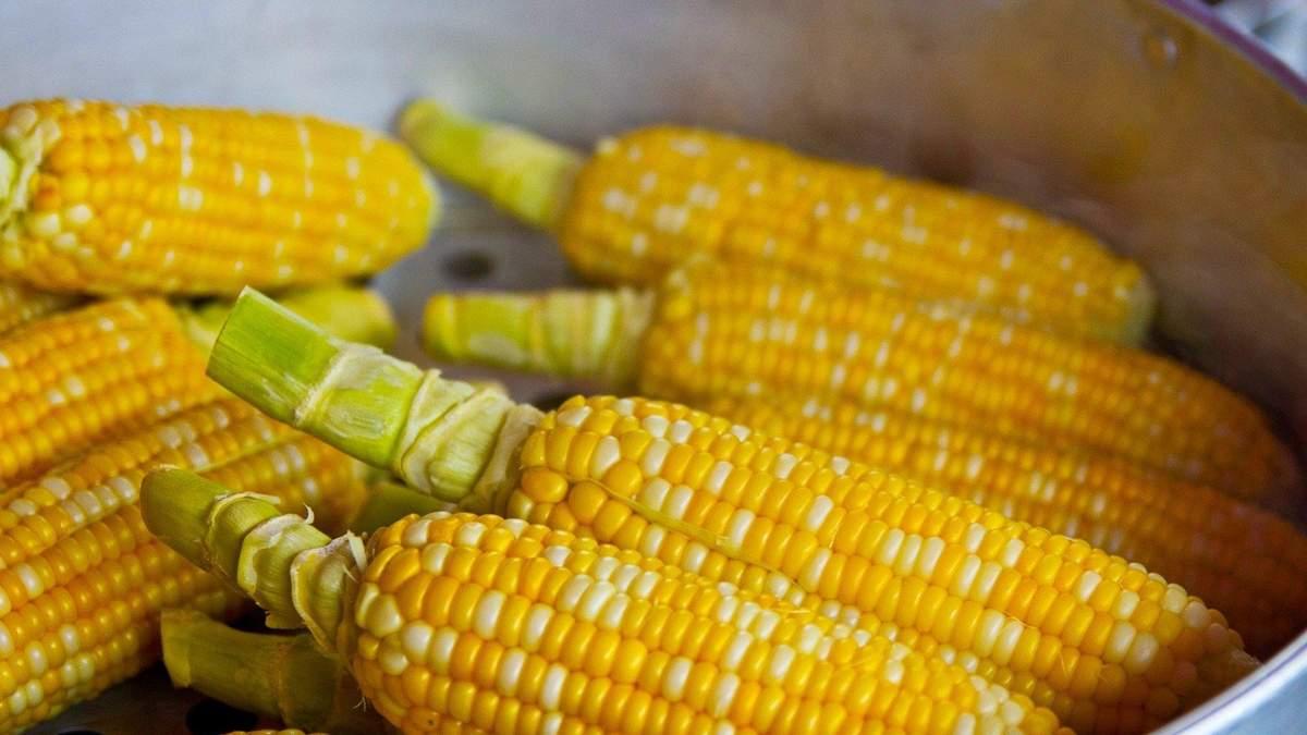 Молода кукурудза: рецепт приготування від кондитерки