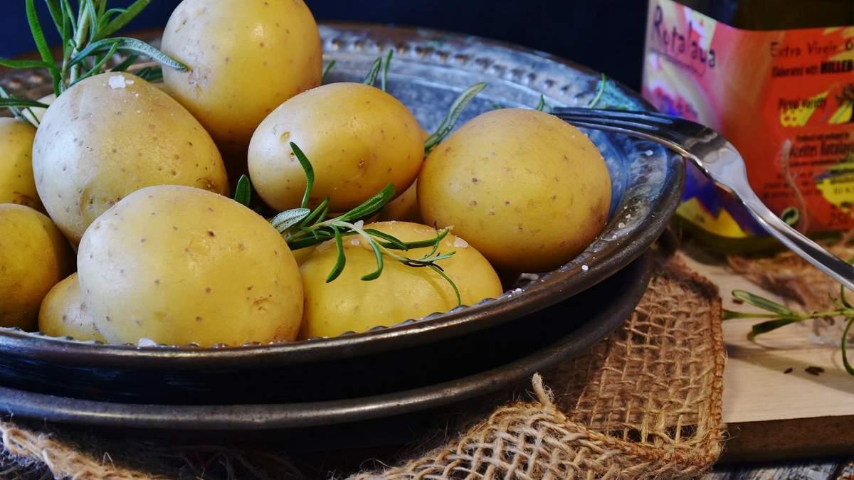 Корисні поради: як смачно та правильно приготувати картоплю - 13 октября 2021 - Новости Вкусно