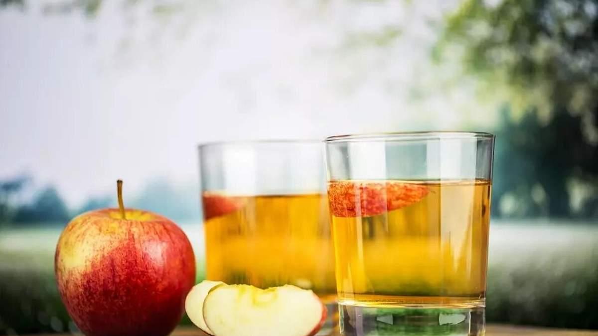 Яблучний сік: секрети консервації - Новини Смачно