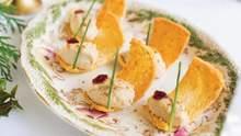 Смачний рецепт паштету з копченої скумбрії від Лізи Глінської