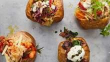 Запечена картопля з начинками: рецепти від Джеймі Олівера