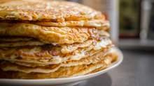 Ліниві млинці з куркою у духовці: рецепт від Тані Литвинової