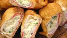 Крабові палички в клярі з сиром: рецепт смачної закуски до святкового столу