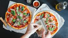 Рецепт вкусного теста на пиццу с добавлением дрожжей
