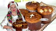 Рецепт кулича от Лилии Цвит: домашняя выпечка на Пасху