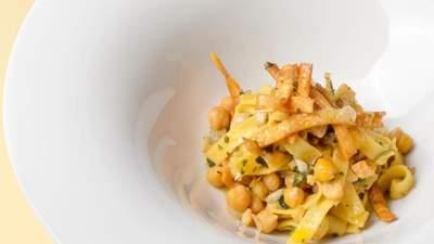 Паста з нутом: рецепт від італійського шеф-кухаря Марко Черветті