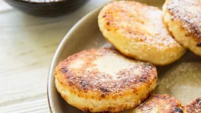 Смачні сирники: простий рецепт від Євгена Клопотенка