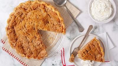 Цвєтаєвський яблучний пиріг: смачна осіння випічка