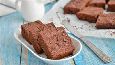 Шоколадна насолода: як і коли вперше приготували брауні